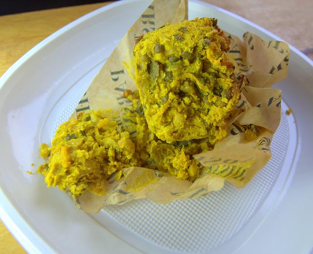 Tandoori Muffin