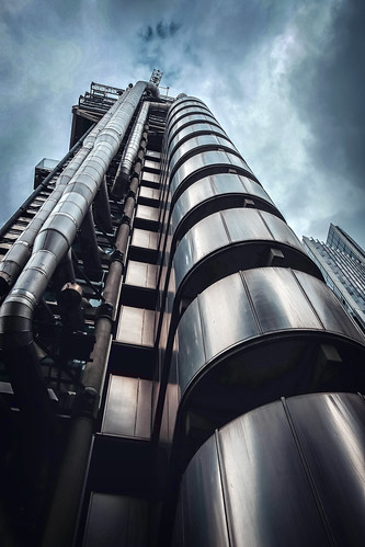 Lloyds Building, Leadenhall Street