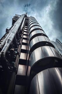 Lloyds Building, Leadenhall Street   by Matt_Briston