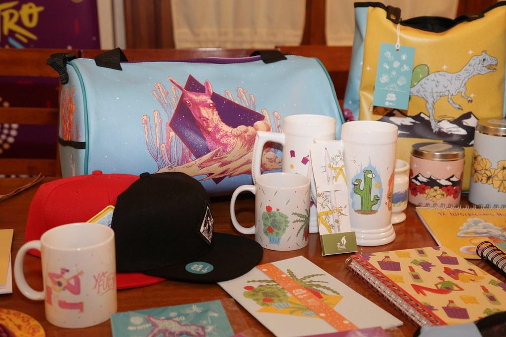 2019-02-12 PRENSA: Presentación de Productos Oficiales Diseño de 10 Fiesta Nacional del Sol 2019