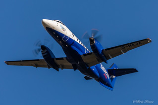 BAe Jetstream 41 - G-MAJA - Eastern Airways