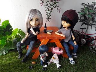 Esto? Mmm... alergia? (Yuki canguro) 7 | by Lunalila1