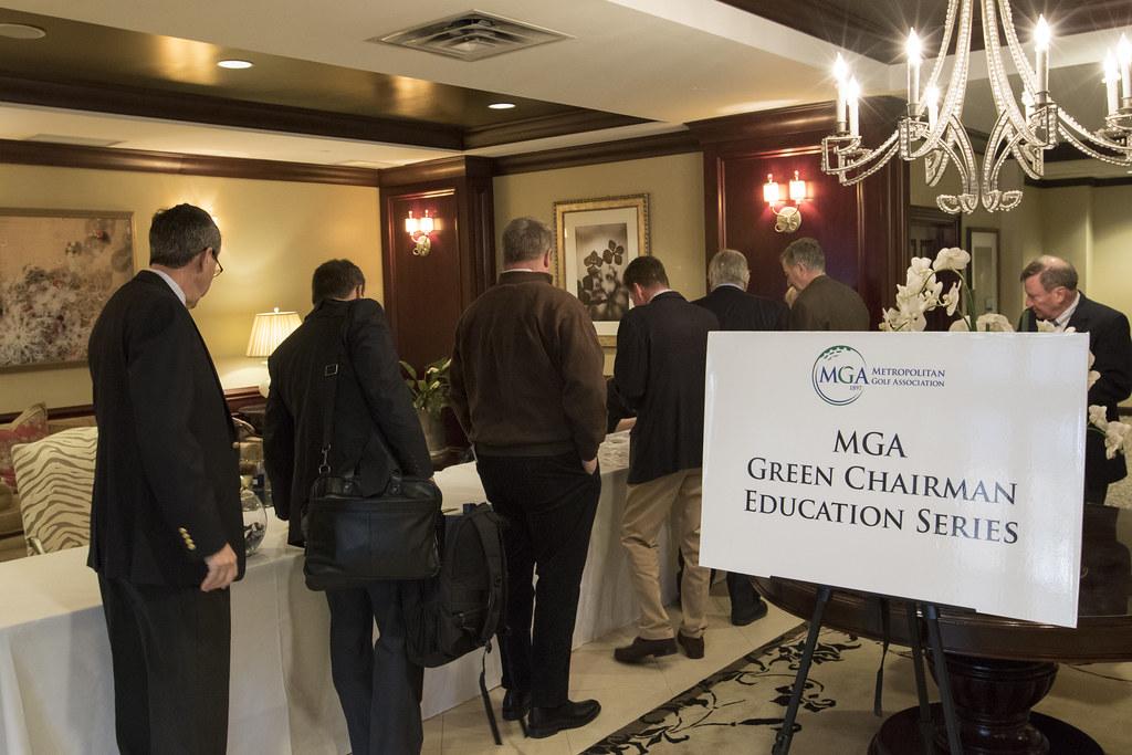 2019 Green Chairman Seminar