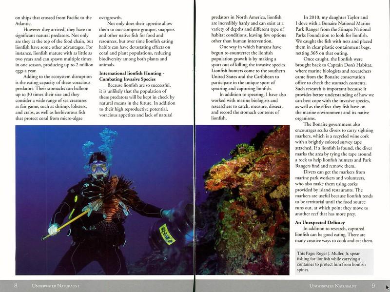 Underwater Naturalist 4