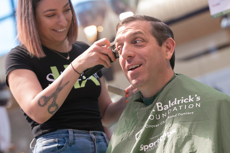 11th Annual St. Baldrick's Day Fundraiser