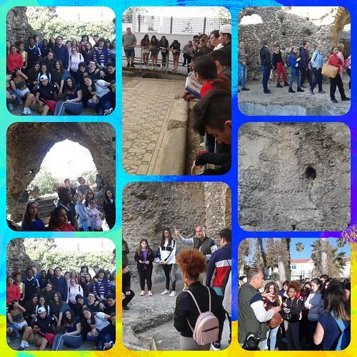 Visita a yacimiento Romano