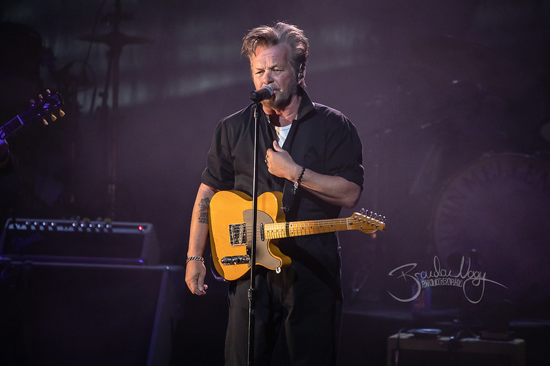 John Mellencamp in concert, Dow Event Center, Saginaw, USA - 11 April 2019
