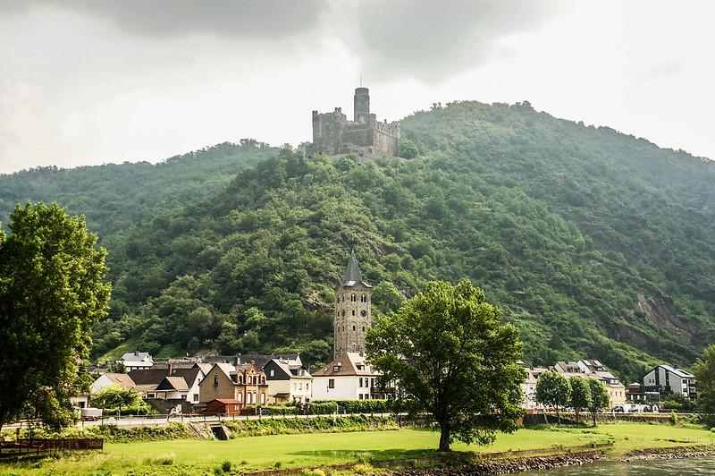 鼠堡(Burg Maus) 1