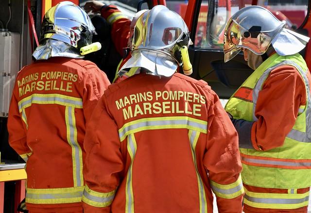 MARINS POMPIERS MARSEILLE