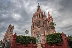 Church San Miguel de Allende, Mexico