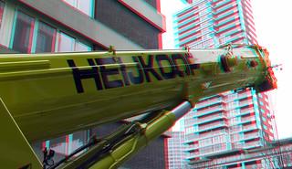Liebherr-Kraan Up:Town Rotterdam 3D