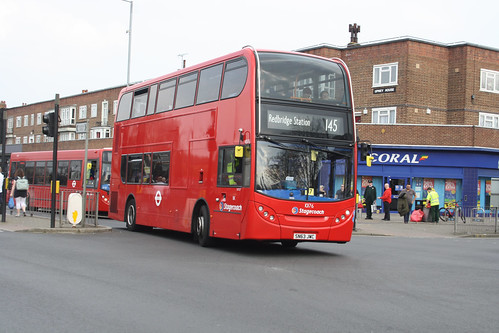 Stagecoach London 10176 SN63JWC