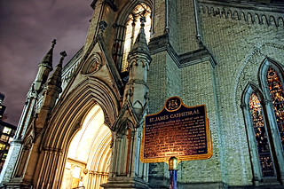 St James Cathedral | by Steve Lanni