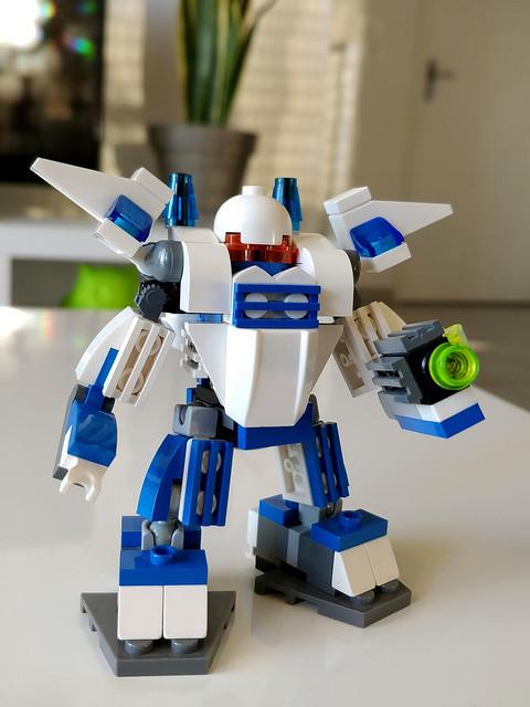 Mini Robots Mark II