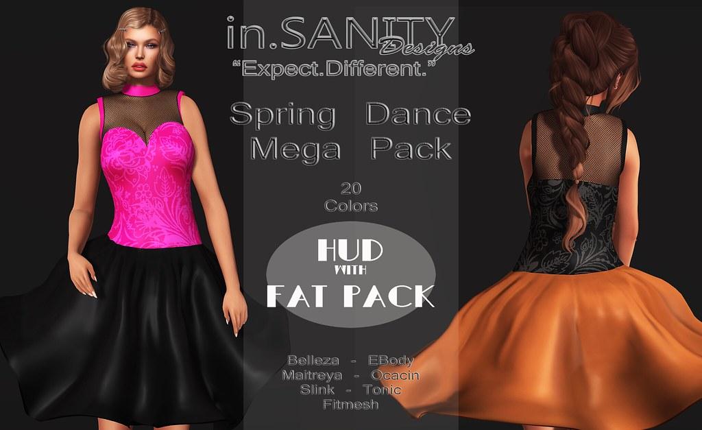 Spring Dance Mega Promo