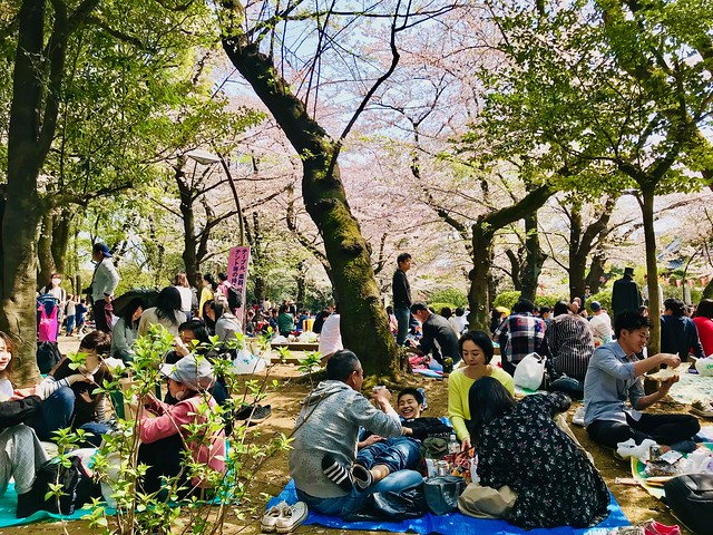 東京上野恩賜公園