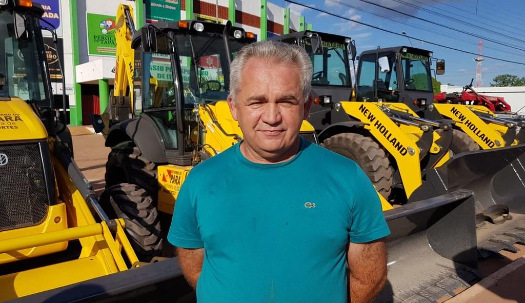 TRF1 julga nesta 2ª recurso que pode tornar prefeito de Itaituba em ficha suja e inelegível, Valmir Climaco