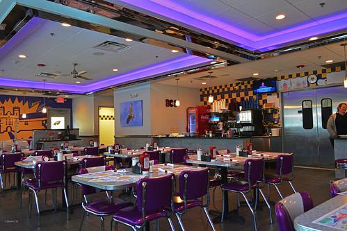 Interior - Rams Diner