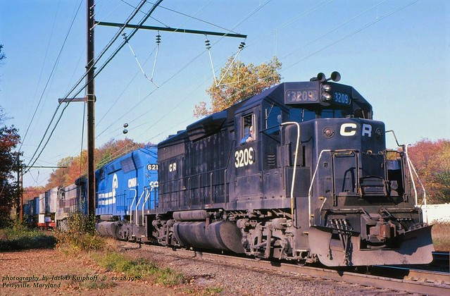 CR 3209-6216-6564 TV-22 Perryville, MD. 10-28-1978