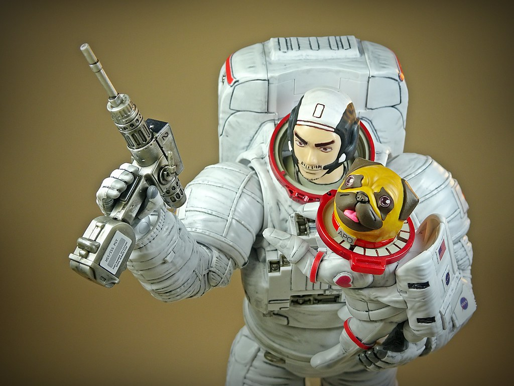 Why So Serious Model Building Bandai Space Brothers Flickr