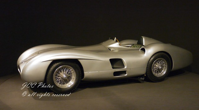 Mercedes-Benz W196 R Streamliner 1954