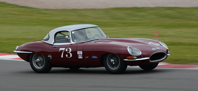Jaguar E type - cottingham / stanley