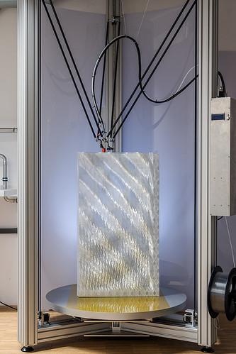 3F Studio - 慕尼黑德意志博物館3D列印立面 08 | by 準建築人手札網站 Forgemind ArchiMedia