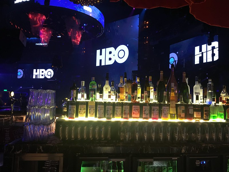HBO Party