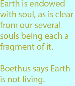 7-1 Earth has soul