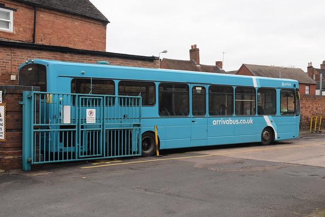 AMN 3805 @ Tamworth Aldergate depot