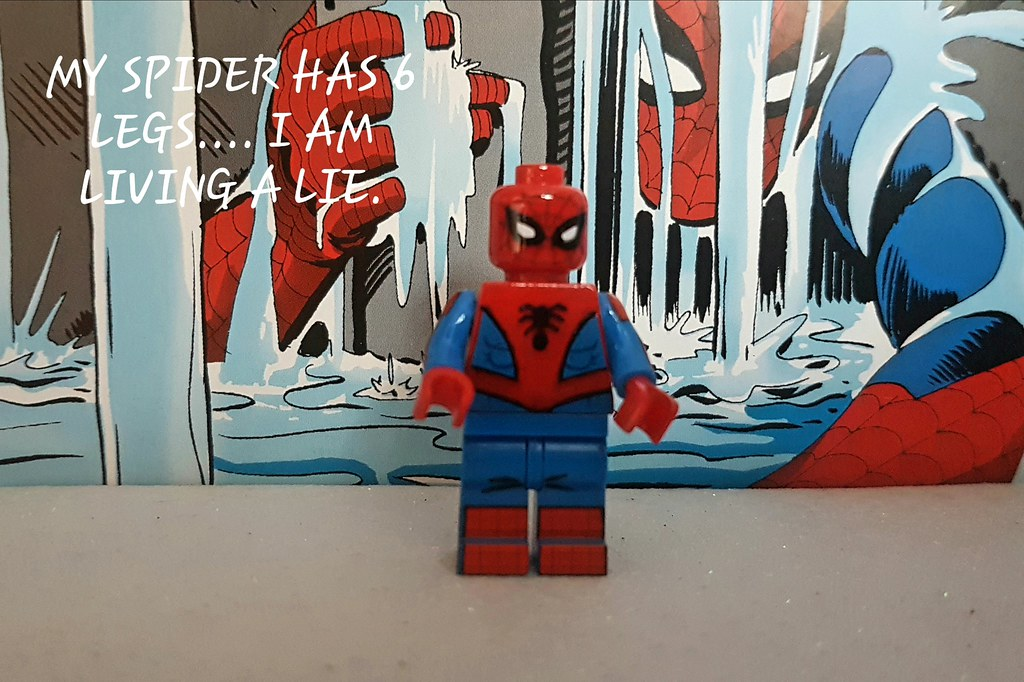 60s Spider Man Complete With Meme Nathan Beer Flickr