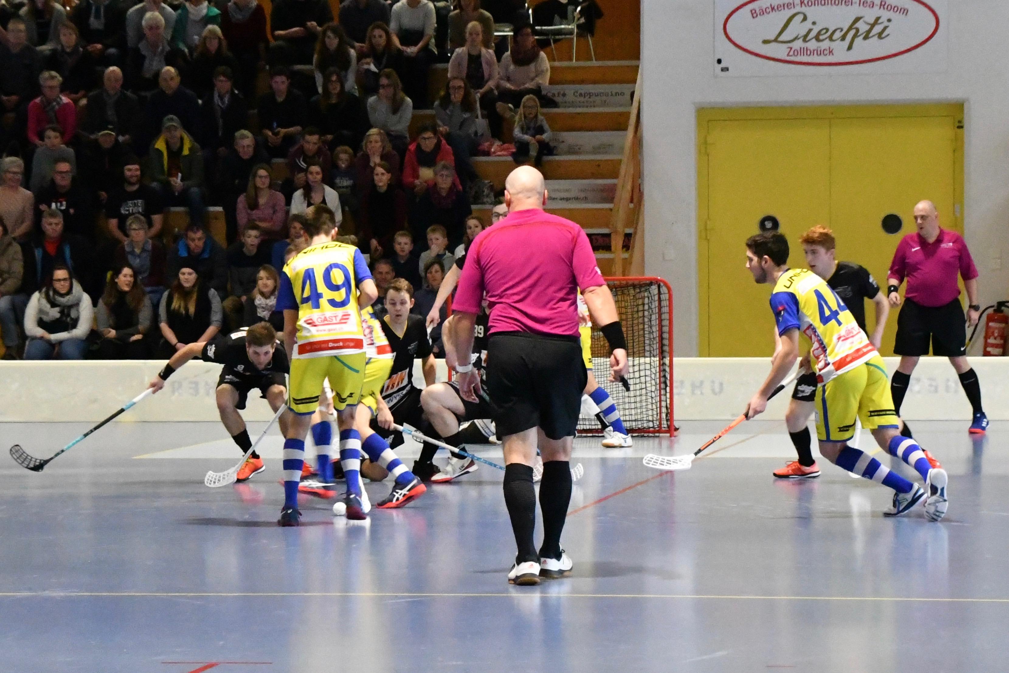 Herren l - UHT Schüpbach, Saison 2018/19