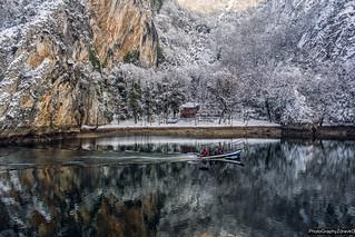 Winter & Reflection