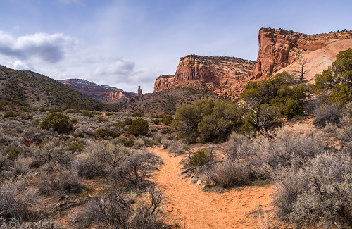 Monument Canyon Trail   by IntrepidXJ