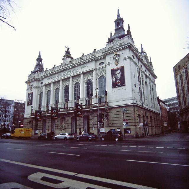 Theater des Westens Kantstraße 2.2.2019