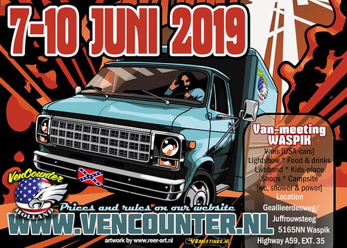 vencounter2019 | by v8meetings
