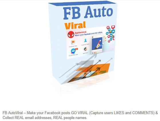 Facebook AutoViral