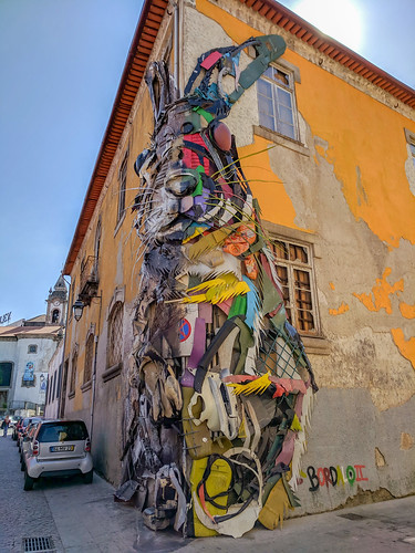 Rabbit by Bordalo II