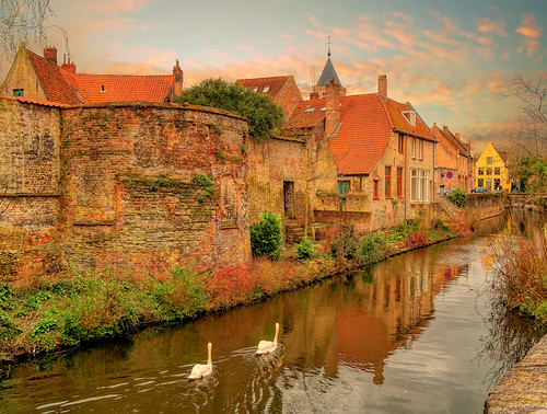 3 nights in Brugge #2 - New series