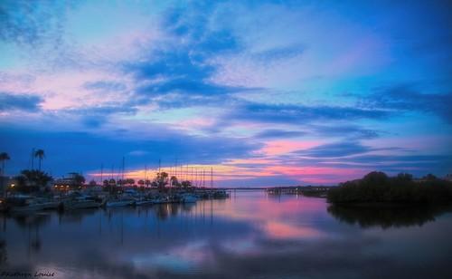 canon florida kathrynlouise landscape seascape seashore seaside boats marina newsmyrnabeach sunset sunrise reflection roberthunterlyrics gratefuldeadlyrics he