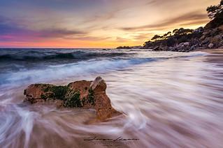Cala Cap Roig | by www.jorgelazaro.es