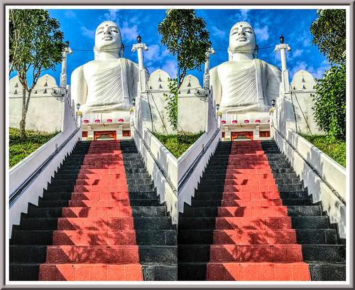 kandy srilanka buddhism buddha buddhisttemple statue