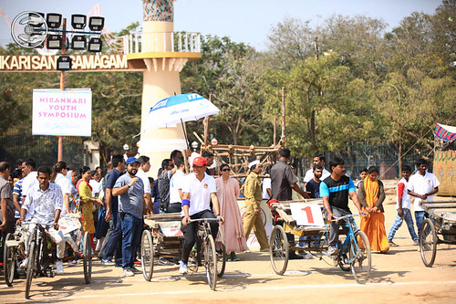 Cycle Rickshaw Race