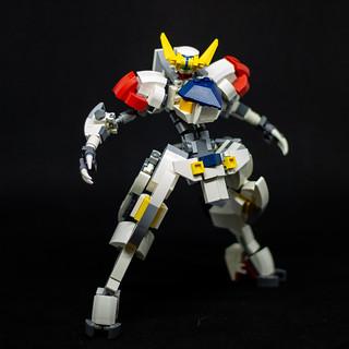 Lego Gundam Barbatos Lupus | by anchifez