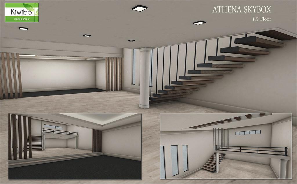 Kiwibo – Athena Skybox