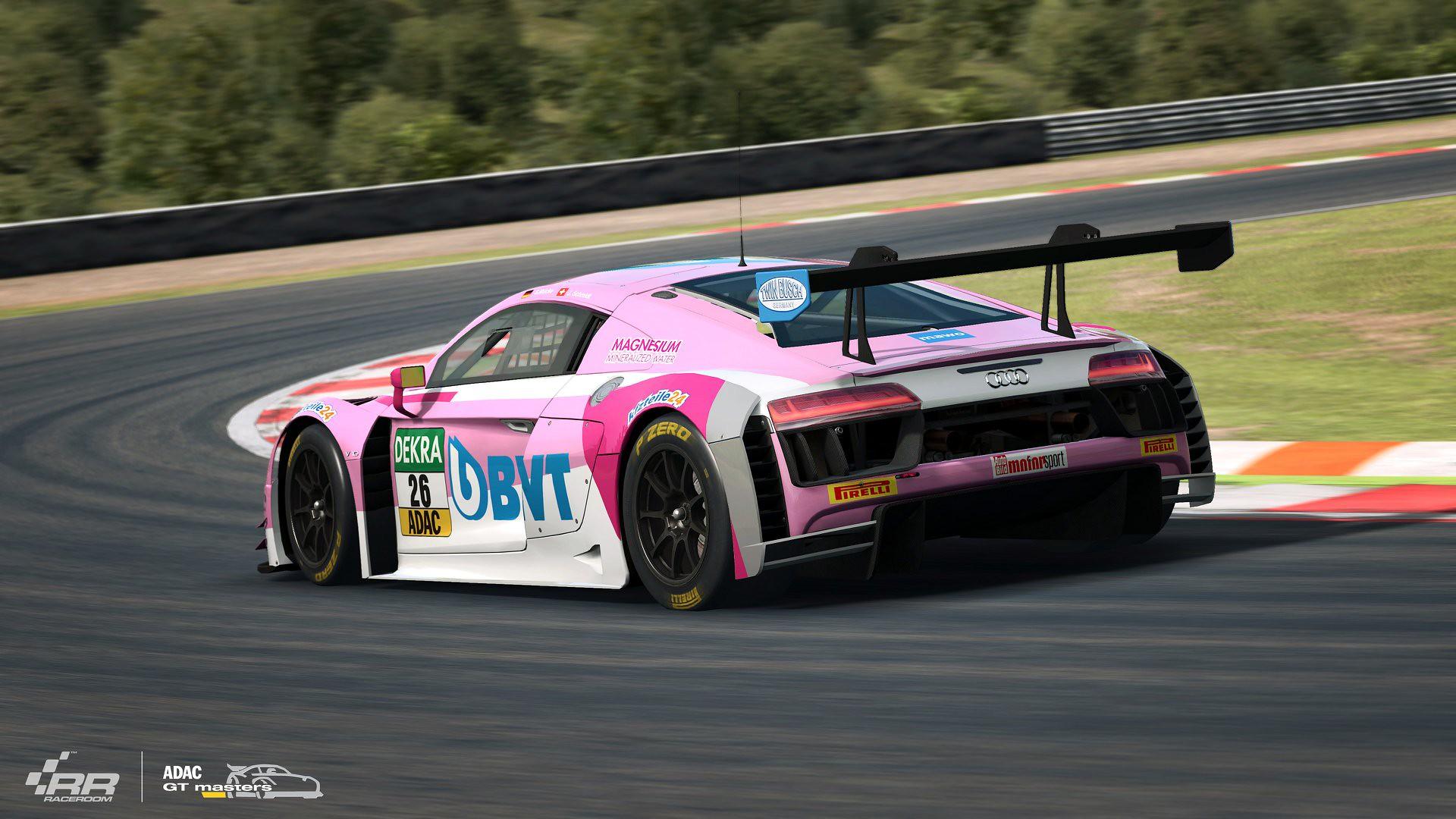 RaceRoom 2018 ADAC GT Audi 3