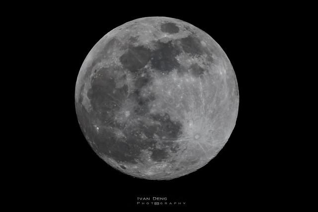 2019 Feb. Super Snow Moon (Supermoon) (in Explore)