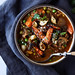 Instant Pot Hamburger Soup - Paleo, Keto, Whole30