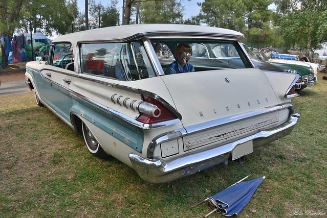 1959 Mercury Colony Park 4 door hardtop