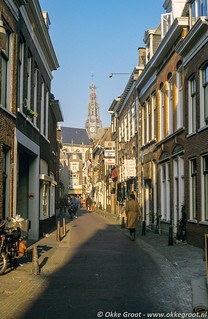 Haarlem, november 1983 | by Okke Groot - in tekst en beeld